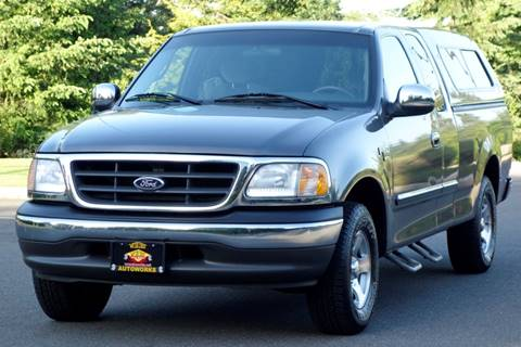 2002 Ford F-150 for sale at West Coast Auto Works in Edmonds WA