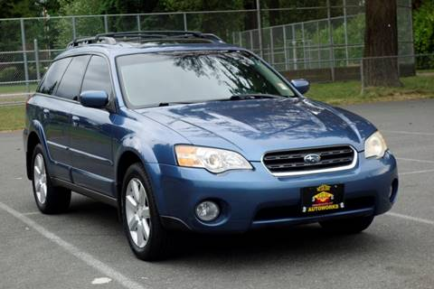 2007 Subaru Outback for sale at West Coast Auto Works in Edmonds WA