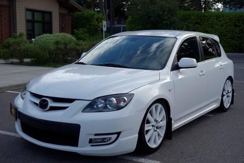 2008 Mazda MAZDASPEED3 for sale at West Coast Auto Works in Edmonds WA