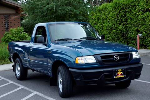 2004 Mazda B-Series Truck for sale at West Coast Auto Works in Edmonds WA
