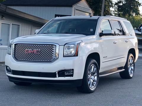 2015 GMC Yukon for sale at West Coast Auto Works in Edmonds WA