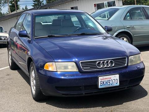 1998 Audi A4 for sale at West Coast Auto Works in Edmonds WA