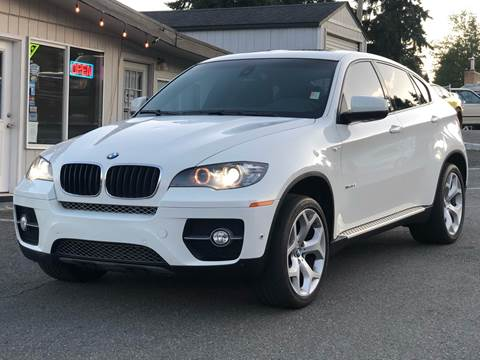 2011 BMW X6 for sale at West Coast Auto Works in Edmonds WA