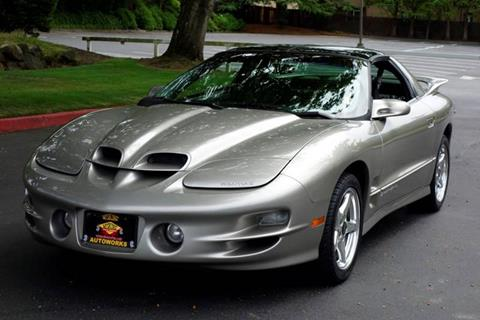 2000 Pontiac Firebird for sale at West Coast Auto Works in Edmonds WA