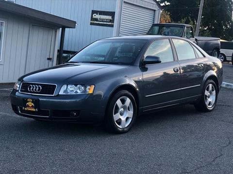 2005 Audi A4 for sale at West Coast Auto Works in Edmonds WA