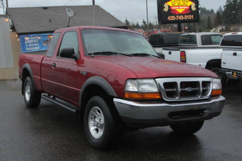 2000 Ford Ranger for sale at West Coast Auto Works in Edmonds WA