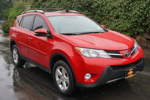 2013 Toyota RAV4 for sale at West Coast Auto Works in Edmonds WA