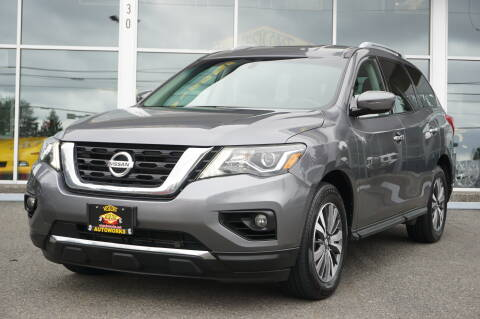 2017 Nissan Pathfinder for sale at West Coast Auto Works in Edmonds WA