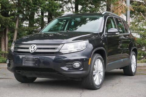2014 Volkswagen Tiguan for sale at West Coast Auto Works in Edmonds WA