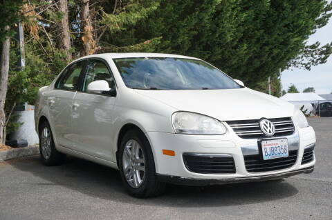 2007 Volkswagen Jetta for sale at West Coast Auto Works in Edmonds WA