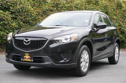 2013 Mazda CX-5 for sale at West Coast Auto Works in Edmonds WA
