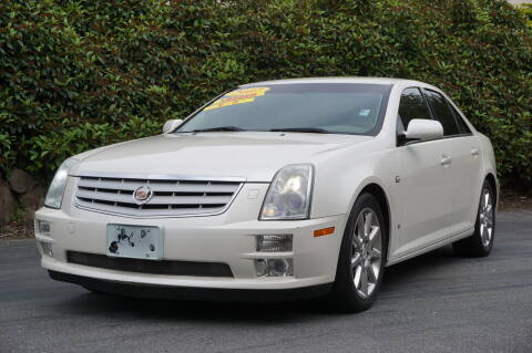2007 Cadillac STS for sale at West Coast Auto Works in Edmonds WA