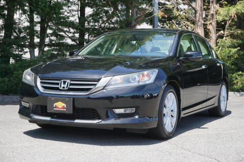2013 Honda Accord for sale at West Coast Auto Works in Edmonds WA