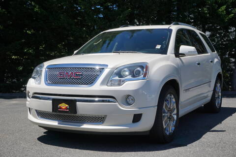 2011 GMC Acadia for sale at West Coast Auto Works in Edmonds WA