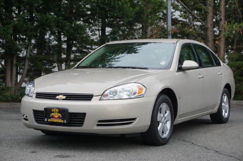 2008 Chevrolet Impala for sale at West Coast Auto Works in Edmonds WA