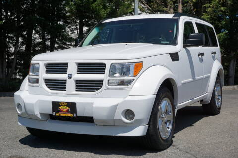 2011 Dodge Nitro for sale at West Coast Auto Works in Edmonds WA
