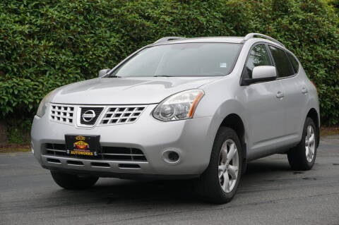 2008 Nissan Rogue for sale at West Coast Auto Works in Edmonds WA