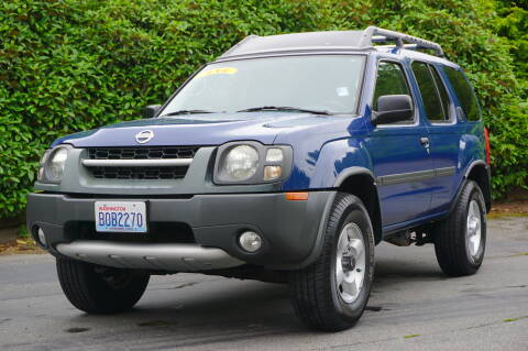 2003 Nissan Xterra for sale at West Coast Auto Works in Edmonds WA