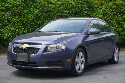 2014 Chevrolet Cruze for sale at West Coast Auto Works in Edmonds WA