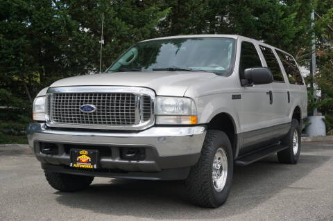 2004 Ford Excursion for sale at West Coast Auto Works in Edmonds WA