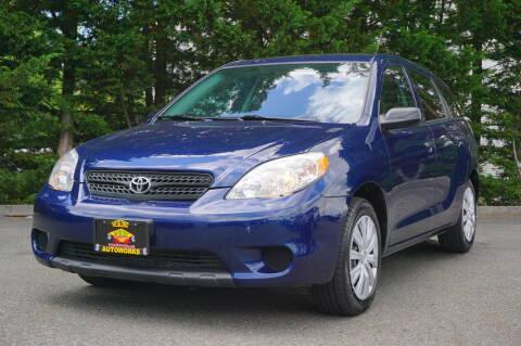 2007 Toyota Matrix for sale at West Coast Auto Works in Edmonds WA