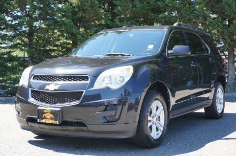 2011 Chevrolet Equinox for sale at West Coast Auto Works in Edmonds WA