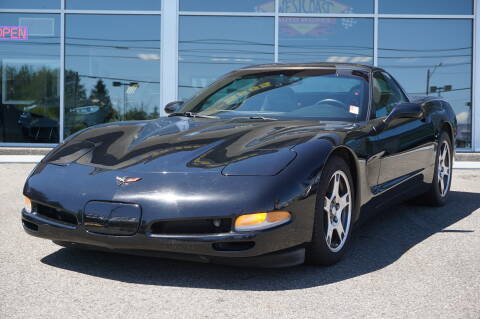 1998 Chevrolet Corvette for sale at West Coast Auto Works in Edmonds WA