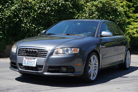 2007 Audi S4 for sale at West Coast Auto Works in Edmonds WA