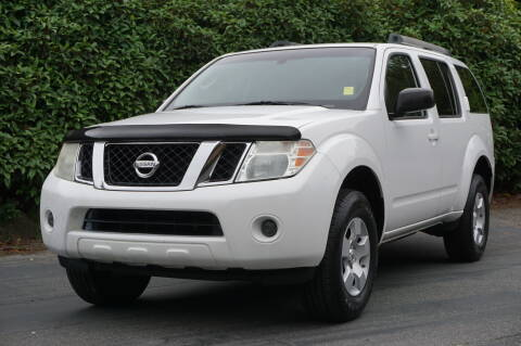 2008 Nissan Pathfinder for sale at West Coast Auto Works in Edmonds WA