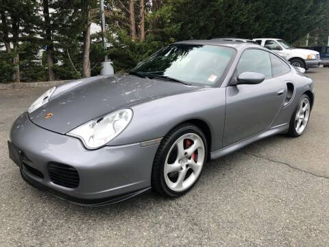 2002 Porsche 911 for sale at West Coast Auto Works in Edmonds WA
