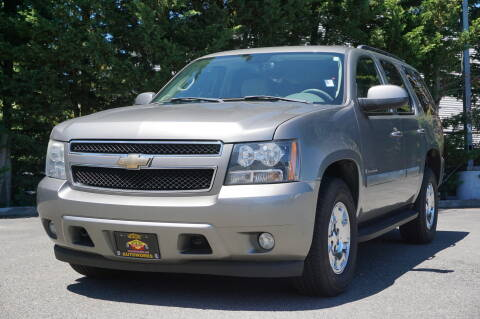 2008 Chevrolet Tahoe for sale at West Coast Auto Works in Edmonds WA