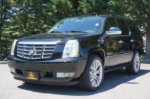 2008 Cadillac Escalade for sale at West Coast Auto Works in Edmonds WA