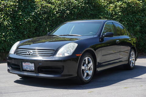 2003 Infiniti G35 for sale at West Coast Auto Works in Edmonds WA