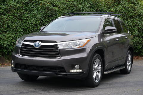 2016 Toyota Highlander Hybrid for sale at West Coast Auto Works in Edmonds WA
