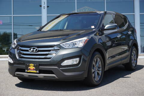 2013 Hyundai Santa Fe Sport for sale at West Coast Auto Works in Edmonds WA