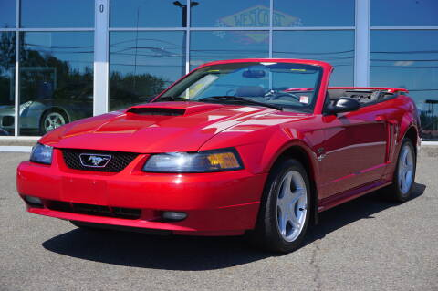2001 Ford Mustang for sale at West Coast Auto Works in Edmonds WA