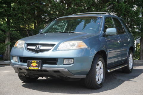 2005 Acura MDX for sale at West Coast Auto Works in Edmonds WA