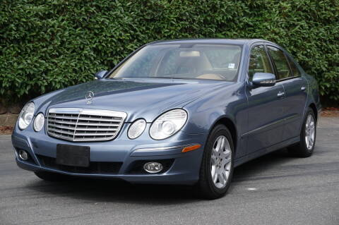 2007 Mercedes-Benz E-Class for sale at West Coast Auto Works in Edmonds WA
