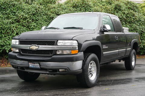 2001 Chevrolet Silverado 2500HD for sale at West Coast Auto Works in Edmonds WA