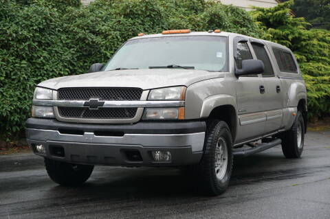 2003 Chevrolet Silverado 1500HD for sale at West Coast Auto Works in Edmonds WA
