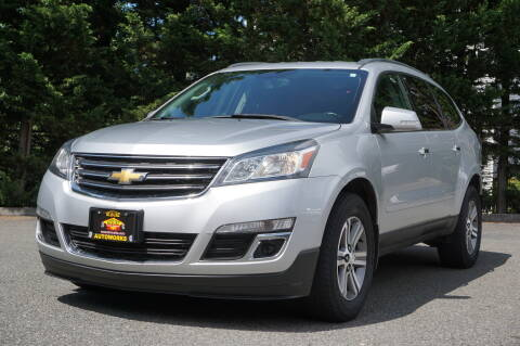 2015 Chevrolet Traverse for sale at West Coast Auto Works in Edmonds WA