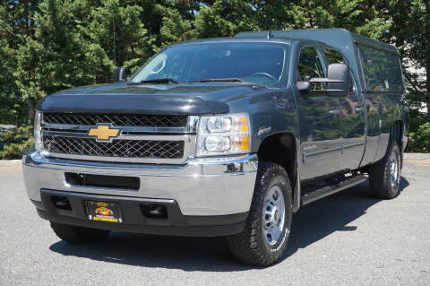 2013 Chevrolet Silverado 2500HD for sale at West Coast Auto Works in Edmonds WA