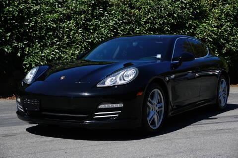 2010 Porsche Panamera for sale at West Coast Auto Works in Edmonds WA