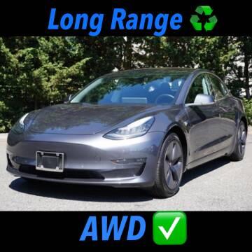 2018 Tesla Model 3 for sale at West Coast Auto Works in Edmonds WA