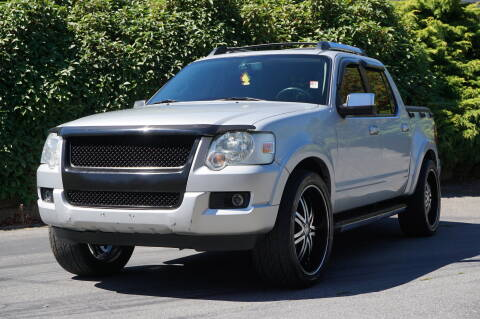 2009 Ford Explorer Sport Trac for sale at West Coast Auto Works in Edmonds WA