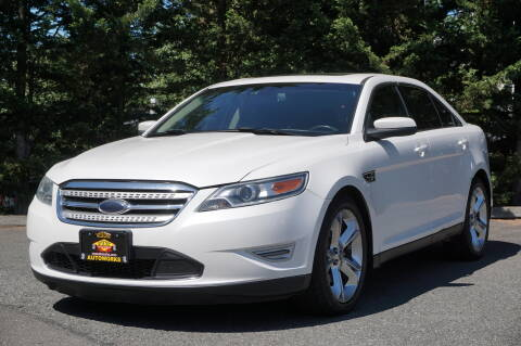 2010 Ford Taurus for sale at West Coast Auto Works in Edmonds WA