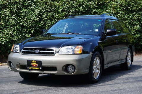 2000 Subaru Outback for sale at West Coast Auto Works in Edmonds WA