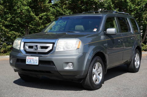 2009 Honda Pilot for sale at West Coast Auto Works in Edmonds WA