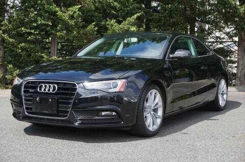 2013 Audi A5 for sale at West Coast Auto Works in Edmonds WA