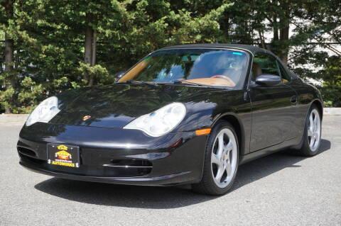 2002 Porsche 911 for sale at West Coast Auto Works in Edmonds WA